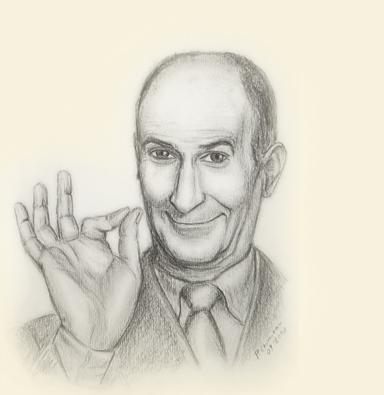 Kreslené portréty' obrazy...